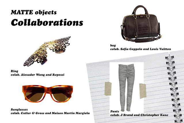 MATTE objects: Collaborations
