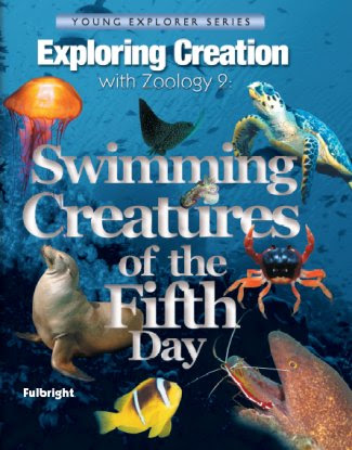 Swimming Creatures Lesson 1 - Aquatic Animals