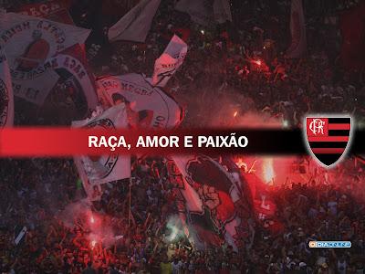Papel de Parede para Celular Flamengo com Efeito 3D  - imagens para celular flamengo
