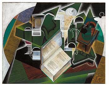 Cubismo, informacion e imagenes