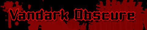 †O Mundo de Vandark Obscure†