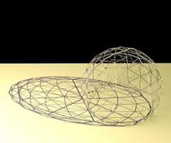 La córnea: Una estructura geodésica.