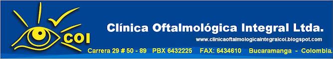 MIS IDEAS ACERCA DEL GLAUCOMA: Dr. ÁLVARO GERMÁN NIÑO R.