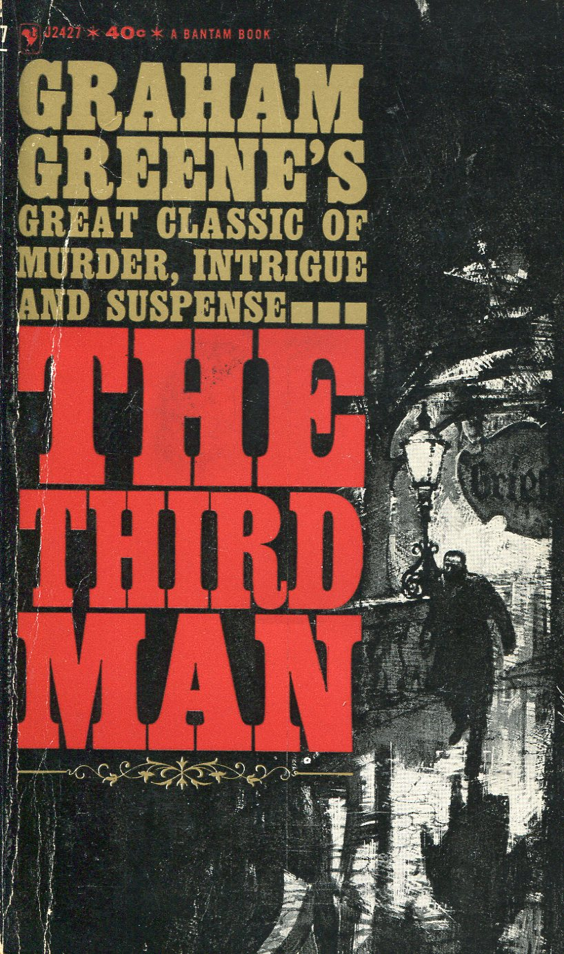 Graham greene the third man essay