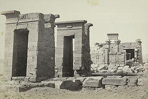 Los misterios del Templo del Debod