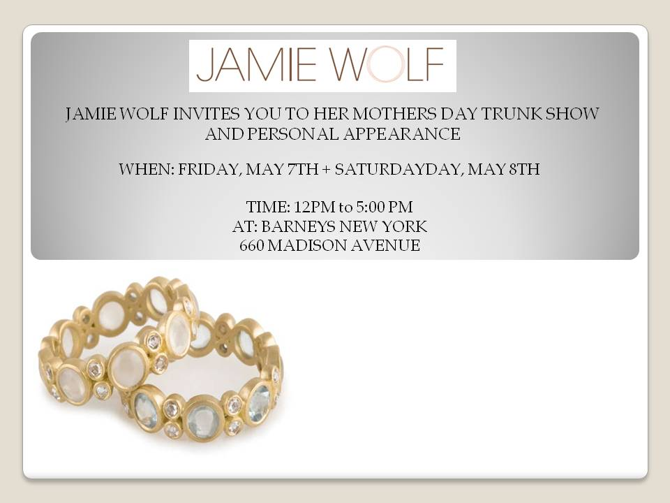 jewelry trunk show invitation | invacation1st.org