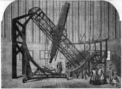 H1560 Great Equatorial, Royal Observatory Greenwich © NMM