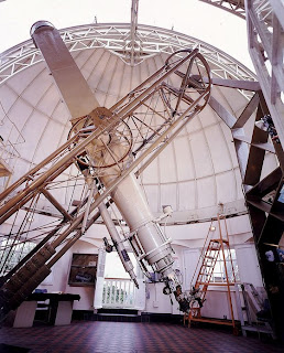 D0887_2 The 28-inch telescope at the Royal Observatory Greenwich © NMM