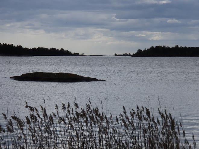 Utsikt från Jogersö 2009-05-12