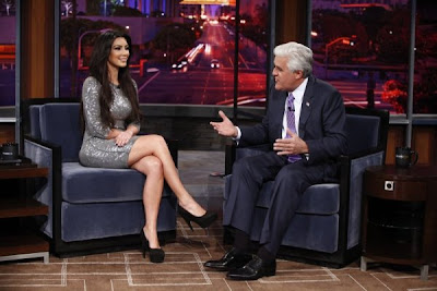 Kardashian Fashion Week 2010 on Steal Their Style  Kim Kardashian S Silver Sequin Leno Style