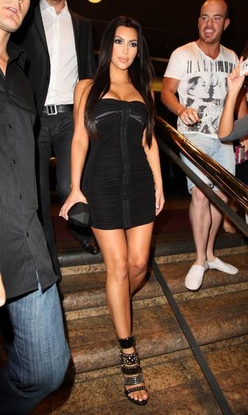 kim kardashian style 2010. Kim Kardashian#39;s Studded