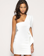 All White Party Outfits for Women Dresses