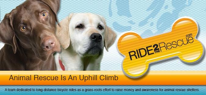 Ride 2 The Rescue BLOGspot