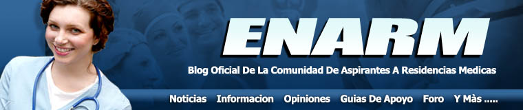 ENARM - Blog Oficial Del Examen De Residencias Medicas