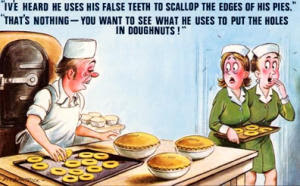 British humour jokes adult sick