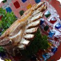 Carre d'Agneau (Rack of Lamb)