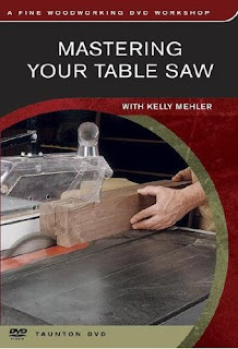 Mastering Your Table Saw (Fine Woodworking DVD Workshop)