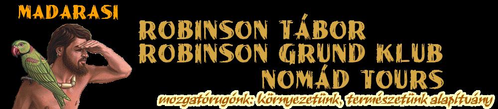 Olcsó tábor: Robinson tábor  és a Robinson Grund Klub oldala