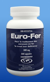 Euro-Fer-Iron-Supplement-Capsules