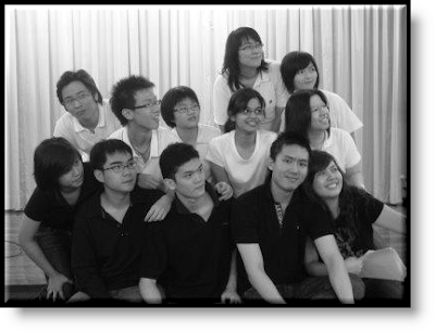 3rd I.G.NITE! For The Year 2008 - Into GOD'S Nite Team Members (After service)