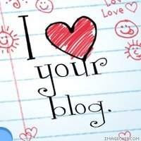 I Love Your Blog Award from 3 Musketeers