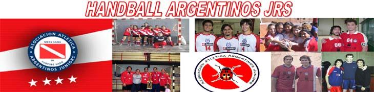 HANDBALL ARGENTINOS JRS
