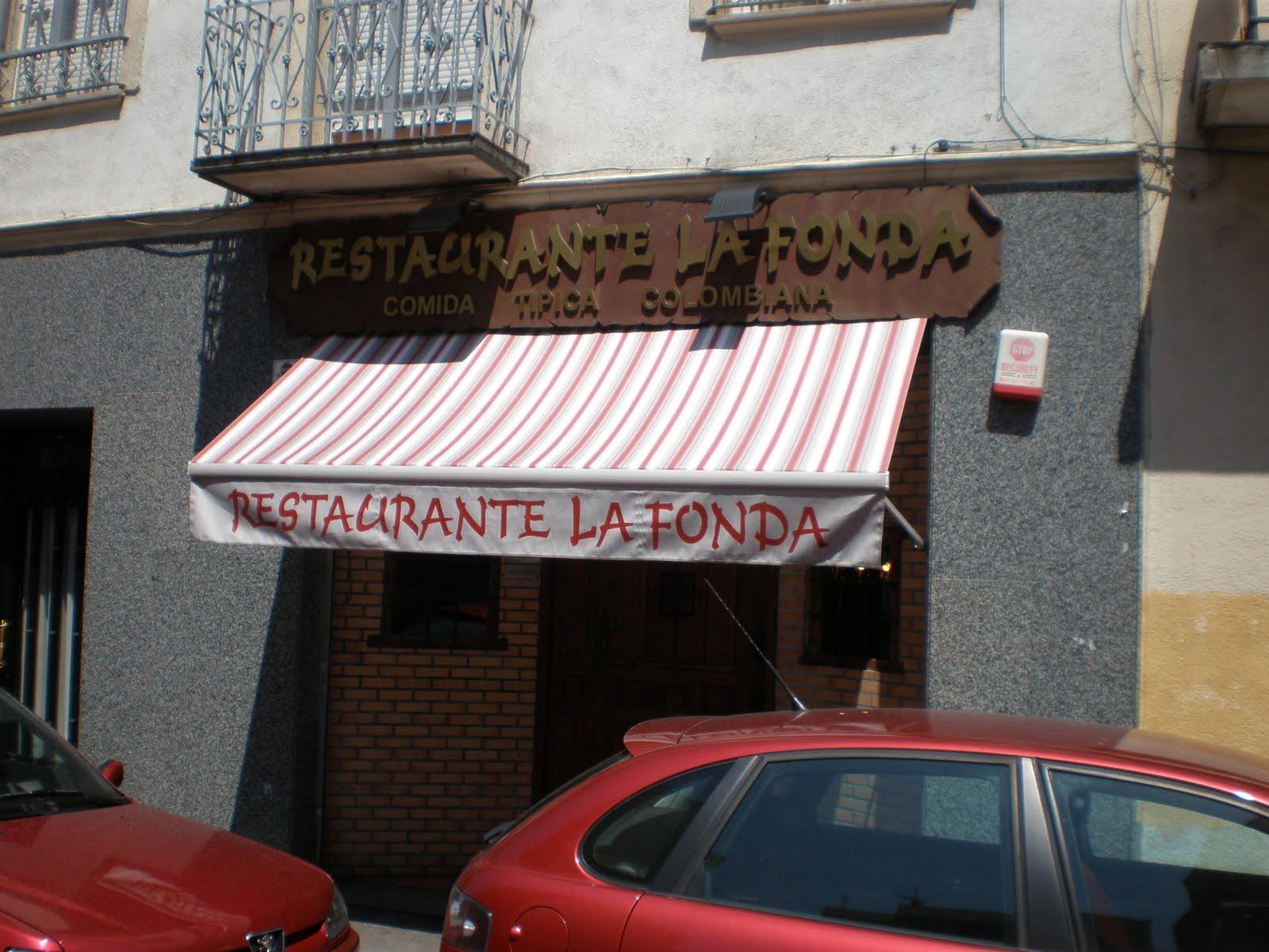 Comida t pica colombiana restaurante colombiano patacon pisao - Restaurante colombianos en madrid ...