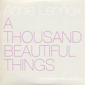Annie Lennox - A Thousand Beautiful Things - Single