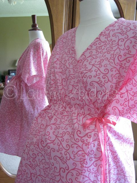 SewNso\'s Sewing Journal: {pretty in pink}