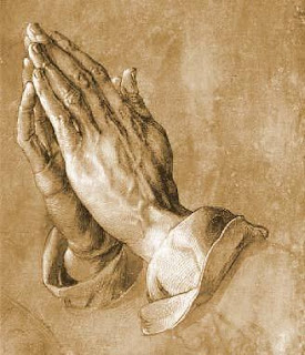 Religious Drawing art picture of praying hands free religious wallpaper