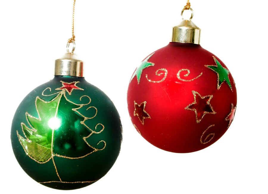 Christmas decoration ideas pictures and beautiful babules for Red and green christmas decorations