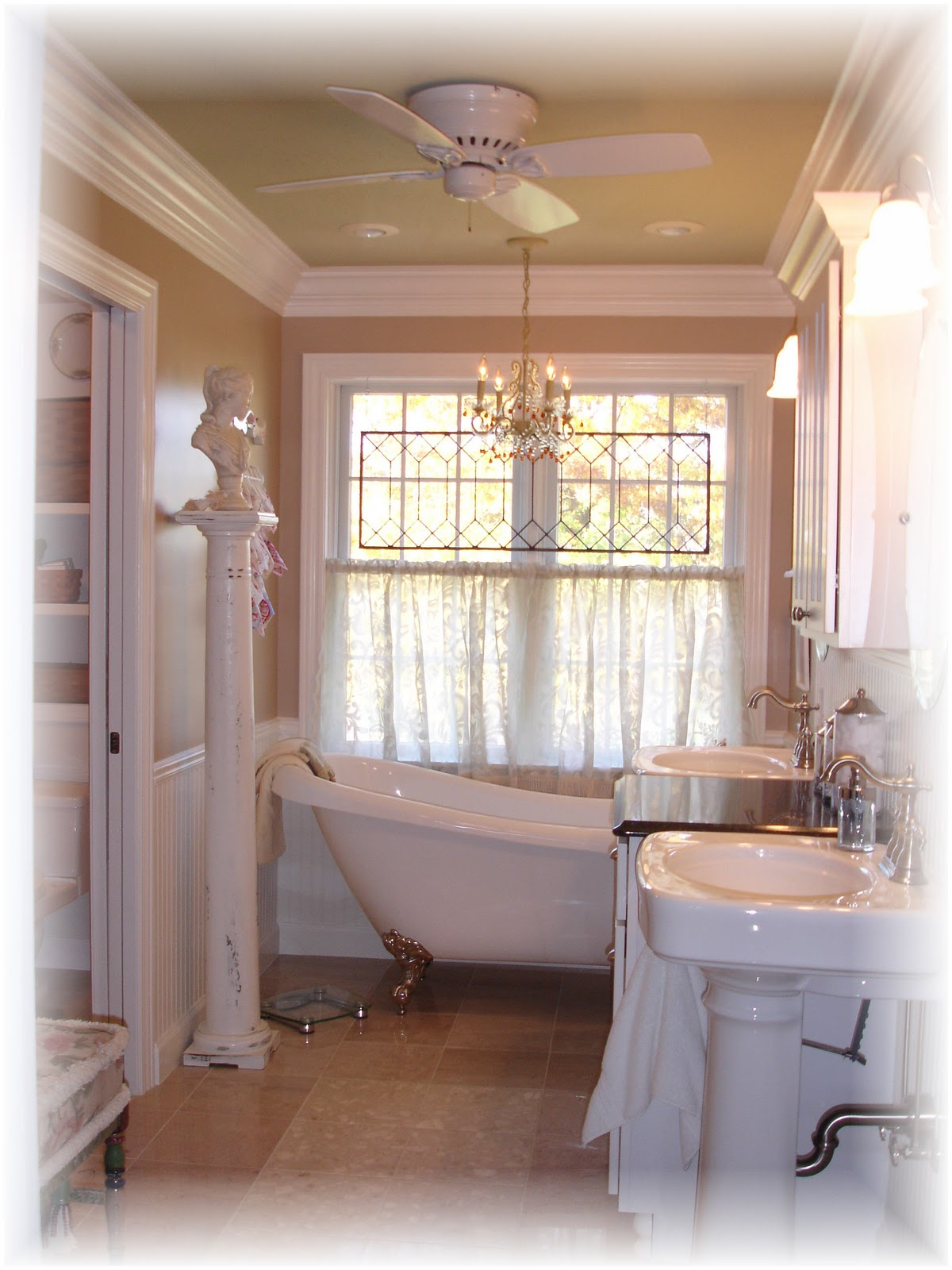 Forever Decorating Master Bathroom Tour