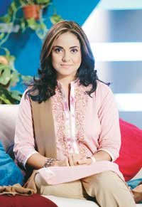fungun want to friendship?: nadia khan show banned by