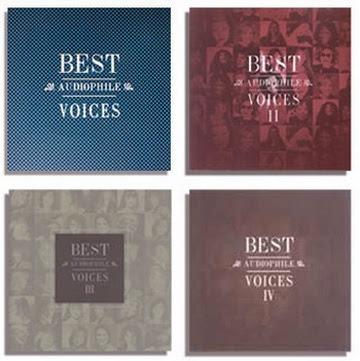 AUDIOPHILE VOICES VA+-+Best+Audiophile+Voices+(4%D0%A1Ds+Box+Set)