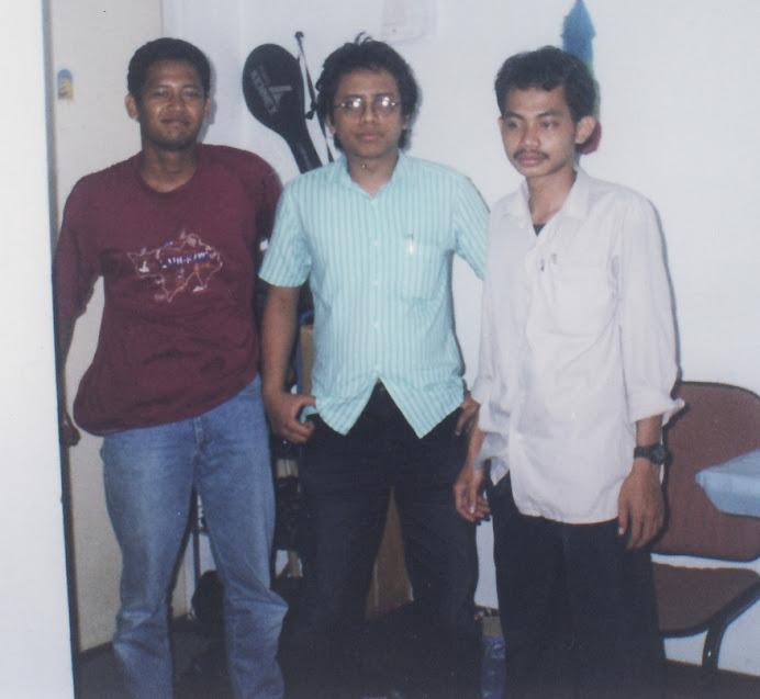With Shahkamarudin & Nasa Othman