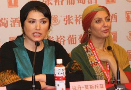 عکس بازیگران ایرانی بی حجاب در