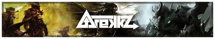 Arekkz :: Insert coin to play...