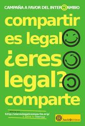 Si eres legal...