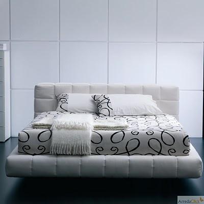 arredaclick mobilier italien lits design italien en tissu cinq bonnes raisons de les choisir. Black Bedroom Furniture Sets. Home Design Ideas
