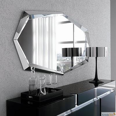 Arredaclick mobilier italien miroirs design italiens for Miroir design italien