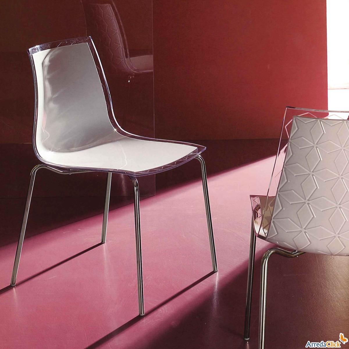 Arredaclick mobilier italien tables et chaises design for Chaise design italien