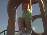 Kaitlyn Swingin!!!