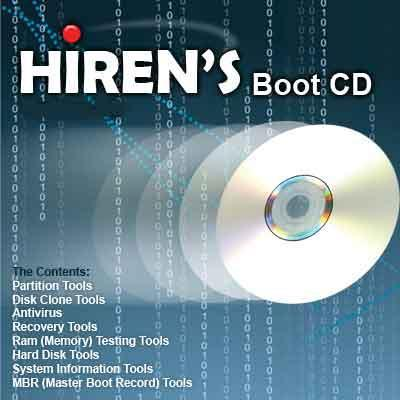Hiren Boot CD