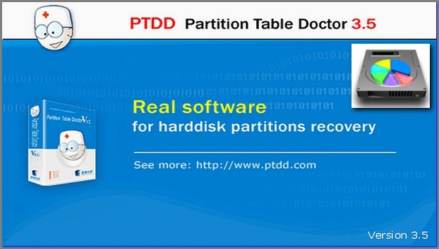Ptdd partition table doctor 3 - How to recover partition table ...