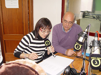 Jornada Literaria en Radio Oasis Salamanca 106.4 FM