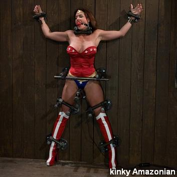Vivid Entertainment recently announced they were planning Wonder Woman XXX: ...