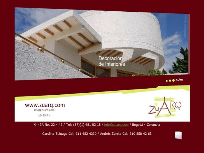 Somos Zuarq. Arquitectos www.zuarq.co