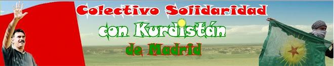 Colectivo de solidaridad con  Kurdistan de Madrid