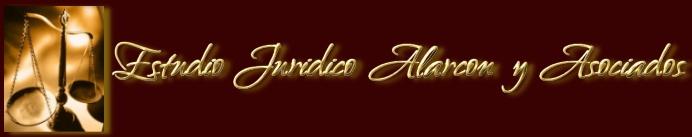 ESTUDIO JURIDICO ALARCON