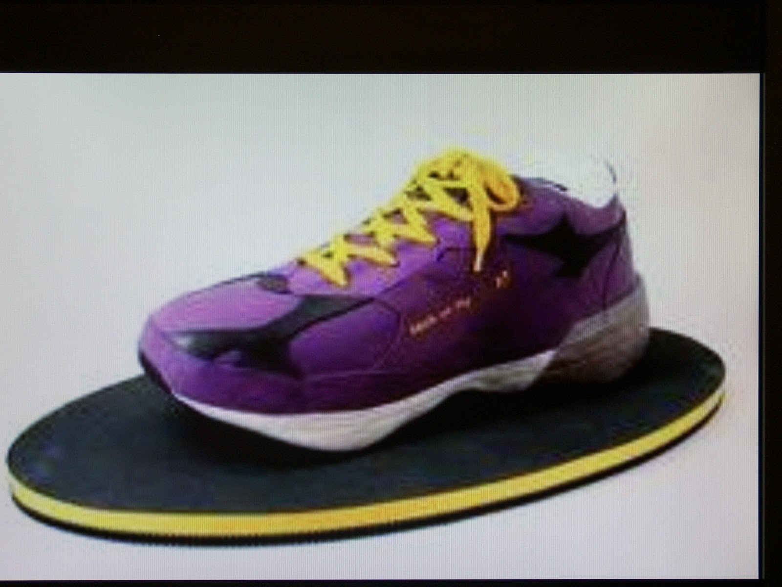 Cooking Delicious Food Tennis Shoe Cake